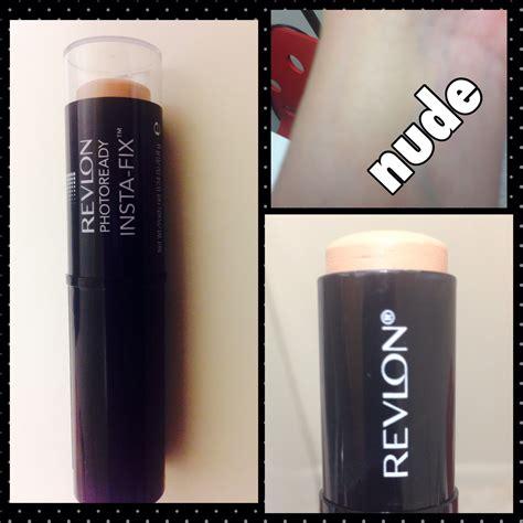 Shoo Revlon revlon photoready insta fix makeup reviews makeup vidalondon