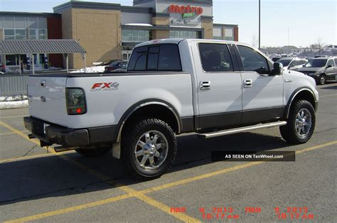 f 150 fx4 2004 2004 ford f 150 fx4 lifted car interior design