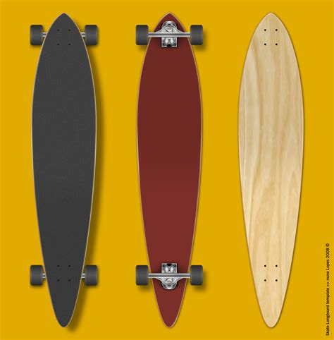 longboard designs template images