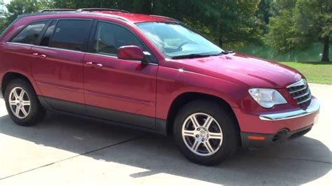 Chrysler Pacifica 2007 For Sale by Hd 2007 Chrysler Pacifica Touring For Sale See Www