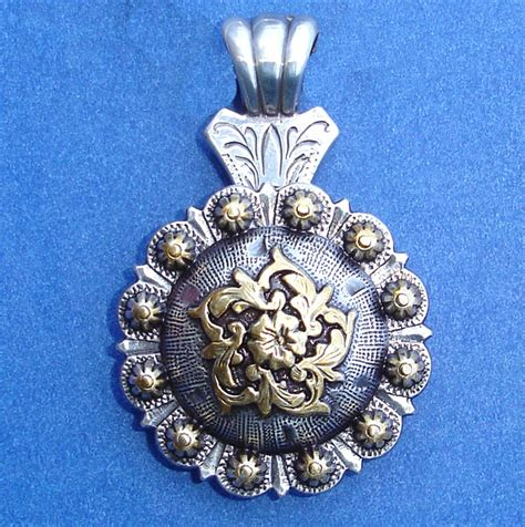 western pendants for jewelry western jewelry antique silver gold coloma gold