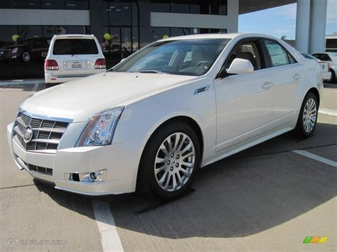White Cadillac Cts by Cadillac Cts 2010 White