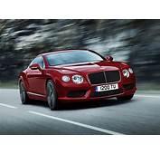 2013 Bentley Continental GT V8  Auto Cars Concept
