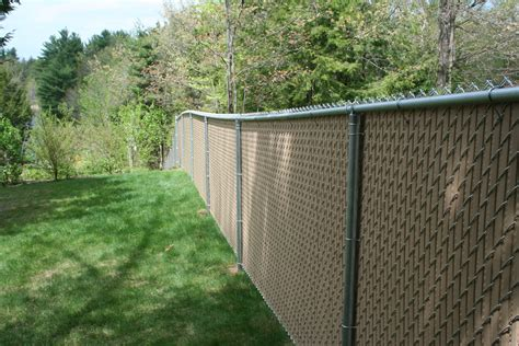 chain link fence photos penney fence londonderry nh