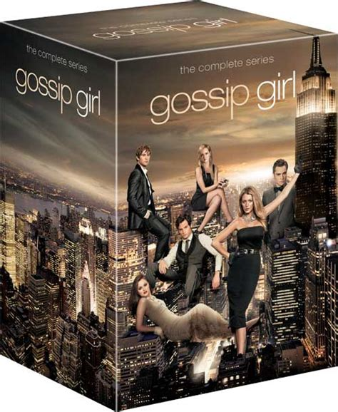 Gossip The Series by Gossip Dvd News Box For Gossip The