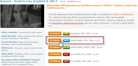 konwerter mp3 z youtube download darmowy konwerter z youtube na mp4