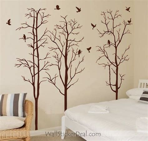 Tree Stickers For Wall 196 best wall decals images on pinterest home ideas