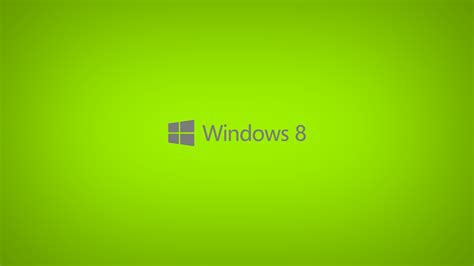 Green Wallpaper Windows 8 | green windows 8 wallpaper by jeqz on deviantart