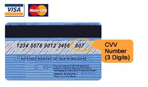 Sle Credit Card Cvv Number Help Hub