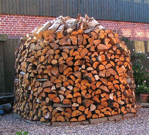 How To Stack Wood In Fireplace by How To Stack It The Best Firewood Stacking Methods Dr S