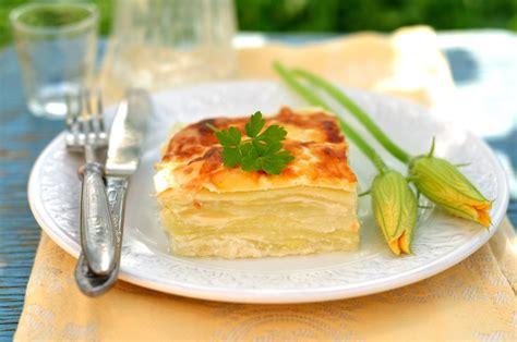 lasagne ai fiori di zucca lasagne ai fiori di zucca la ricetta per preparare le