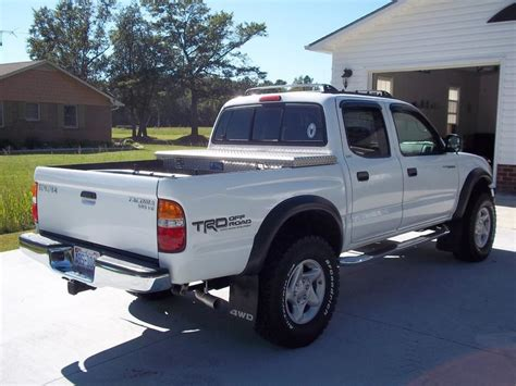 Roof Rack Toyota Tacoma Cab by 1st Cab Roof Rack Lets See Some Pics Tacoma