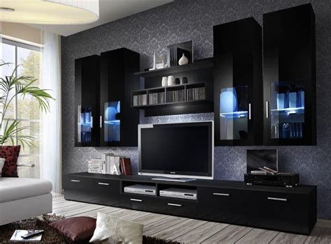 High Tv Stands Living Room High Gloss Tv Wall Unit Tv Cabinets Tv Stand Living