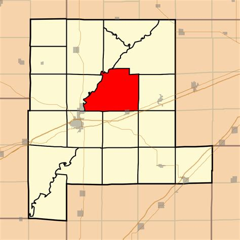 Fayette County Search Sefton Township Fayette County Illinois