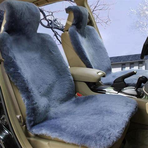 vintage sheepskin car seat covers 1pcs real auatralia sheepskin seat covers car seat cover