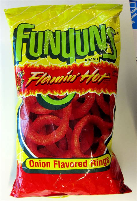 are hot funyuns gluten free funyuns flamin hot 170 1g delicias importadas