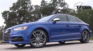 Audi S3 Review 2015 2015 Audi S3 Fast And Formal Review The