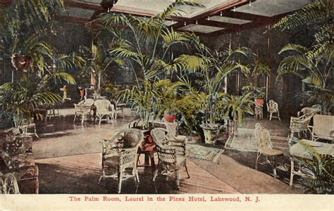 The Palm Room by File The Palm Room Laurel In The Pines Hotel Png