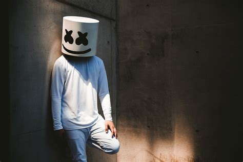 marshmello alone marshmello alone hd music 4k wallpapers images
