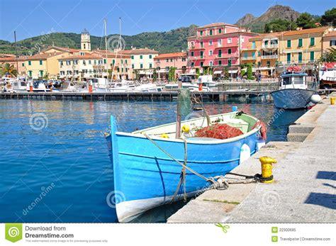 web porto azzurro porto azzurro on the island of elba royalty free stock