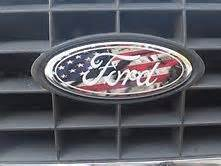 ford grill emblem overlay autos post
