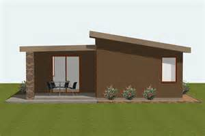 modern guest house plans studio600 modern guest house plan d61 600 the house