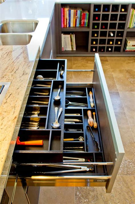 Kitchen Utensil Storage Ideas Top 27 Clever And Diy Cutlery Storage Solutions Amazing Diy Interior Home Design