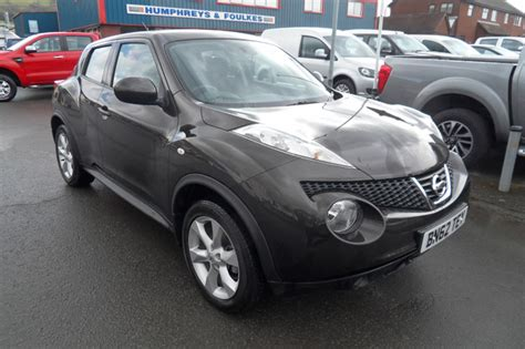 nissan juke brown humphreys and foulkes vehicle sales