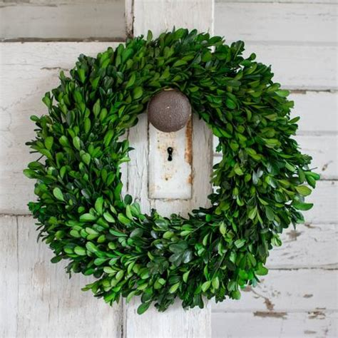 10 inch artificial boxwood wreaths preserved boxwood wreaths
