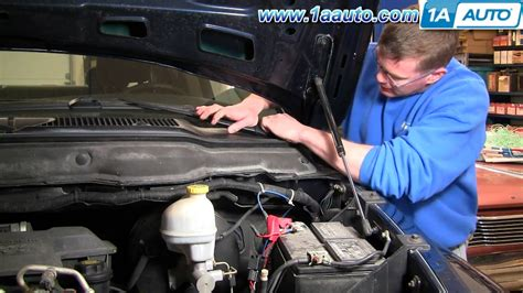 Wiper Blade S Futura how to install repair replace broken wiper arm dodge ram