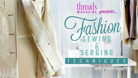 sewing knits from fit to finish proven methods for conventional machine and serger books sewing fashion knits class