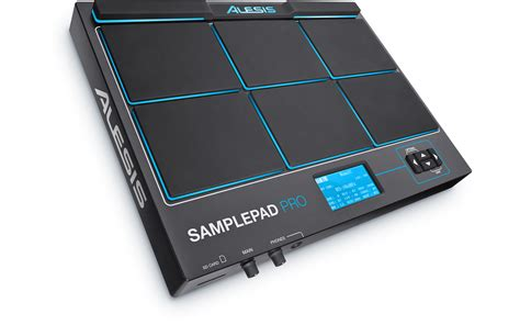 how to to on pad alesis slepad pro