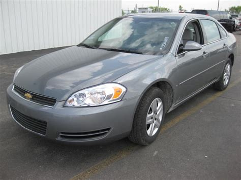 2007 chevy impala 2007 chevrolet impala ls fast government