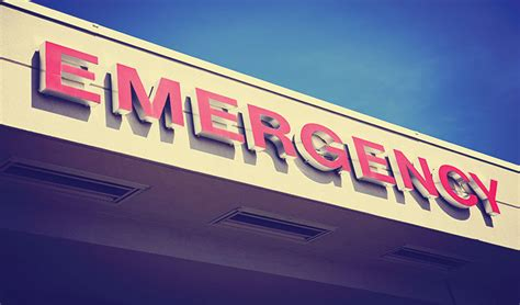 banner emergency room emergency room visits cause financial crises the hertel report