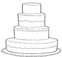 cake coloring pages free coloring pages of cakes