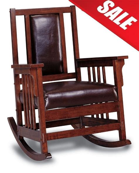 solid wood rocking chair ebay rocking chair antique solid wood oak seat nursing mission