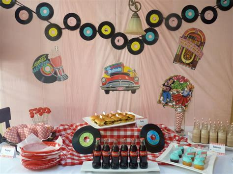 retro themed events surprise your 50 year old with a vintage themed birthday party