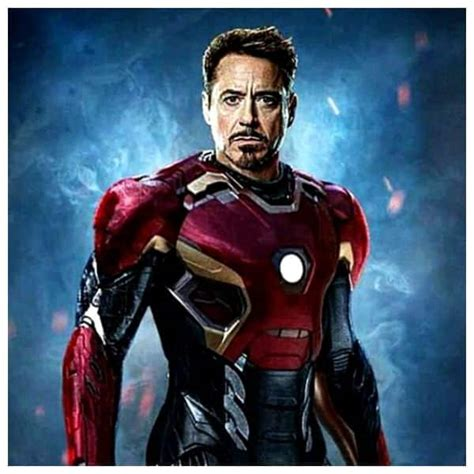 leaked avengers endgame reveal iron mans mark