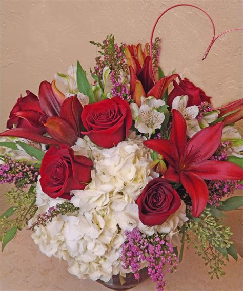 bouquet of flowers for valentines valentine s day flower delivery albuquerque