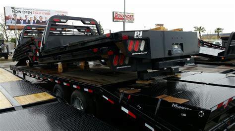 pj truck beds 2017 pj trailers tb gb truck bed trailers in bakersfield