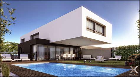 desain rumah persegi panjang 15 inspirasi rumah mewah mempesona dan elegan sejasa com
