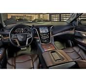 2018 Cadillac Escalade New Changes  Automotrends