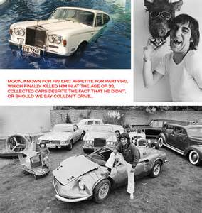 Rolls Royce Swimming Pool Keith Moon Duncan Quinn