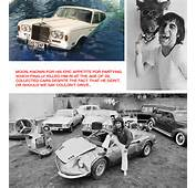 The Story Of Who Drummer Keith Moon Driving A Rolls Royce Into