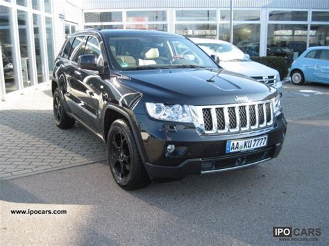 2012 Jeep Grand Specs 2012 Jeep Grand Overland 3 0l Crd Car Photo And
