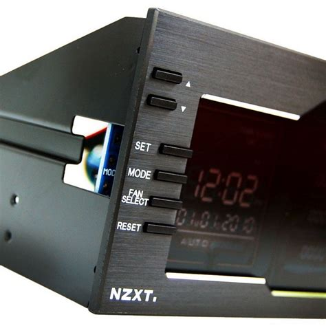 Nzxt Sentry Lx Terpercaya nzxt sentry lx fan controller pccomponentes