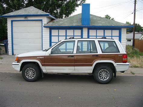 1993 Jeep Grand Wagoneer 1993 Jeep Grand Wagoneer Vin 1j4gz88y8pc653899