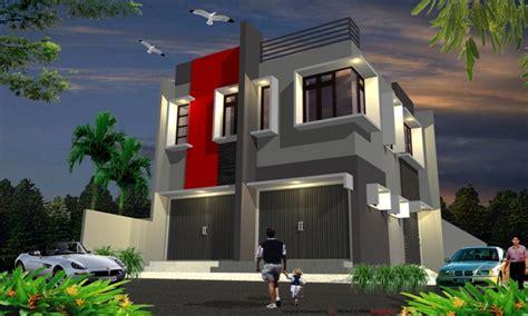 model rumah minimalis inspirasi desain rumah