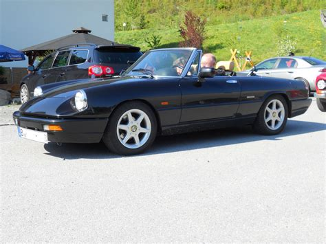 1991 Alfa Romeo Spider by 1991 Alfa Romeo Spider 115 Pictures Information And