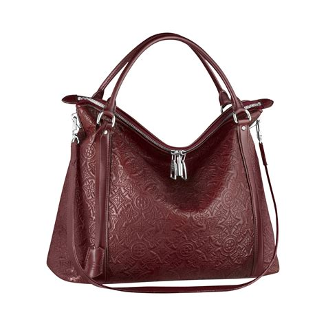 louis vuitton ixia mm bag in antheia leather all handbag